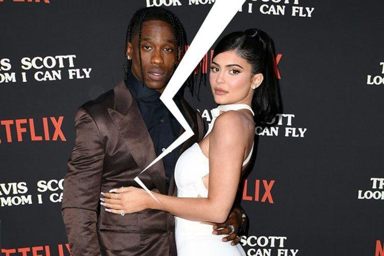 Jarang Terlihat Bersama, Kylie Jenner dan Travis Scott Putus?
