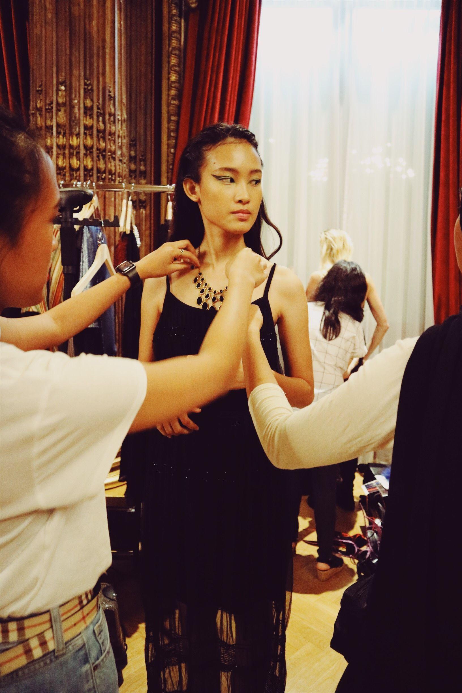 Serunya Persiapan Desainer Indonesia diParis Fashion Week Spring 2020