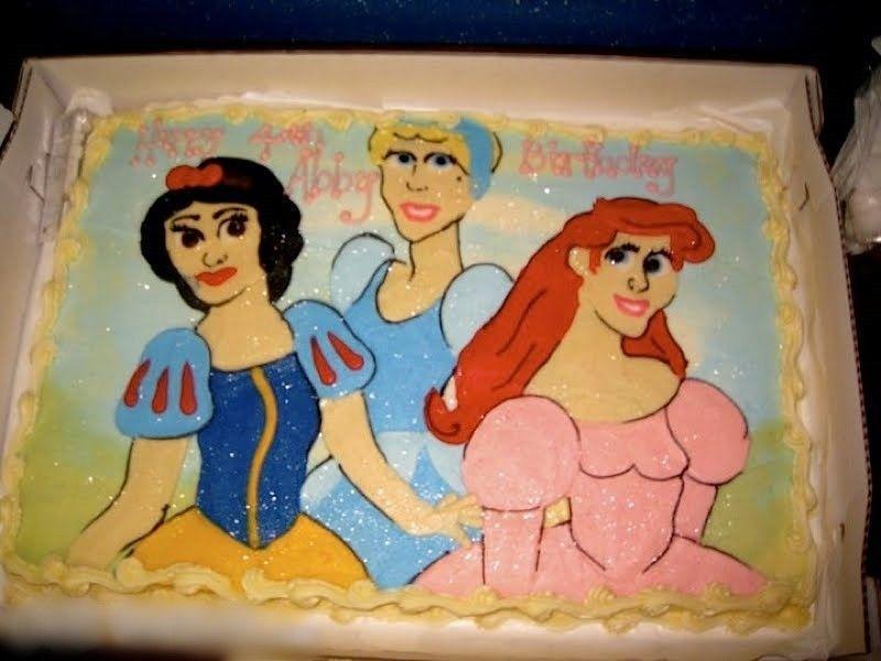13 Cake yang Dibikin Waktu Tukang Kuenya Lagi Bad Mood Berat!