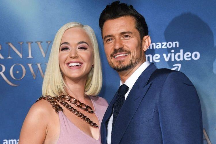 Menikah Desember Ini, Katy Perry-Orlando Bloom Siapkan Wedding Planner