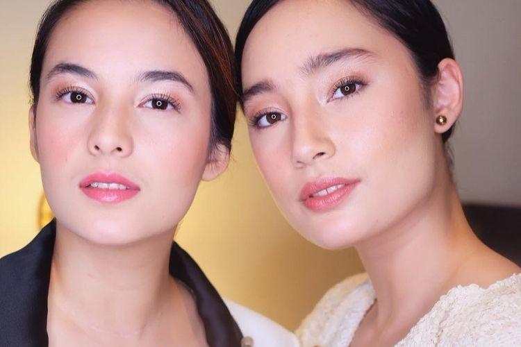 Dikira Kembar, Ini Potret Perbandingan Chelsea Islan & Tatjana Saphira