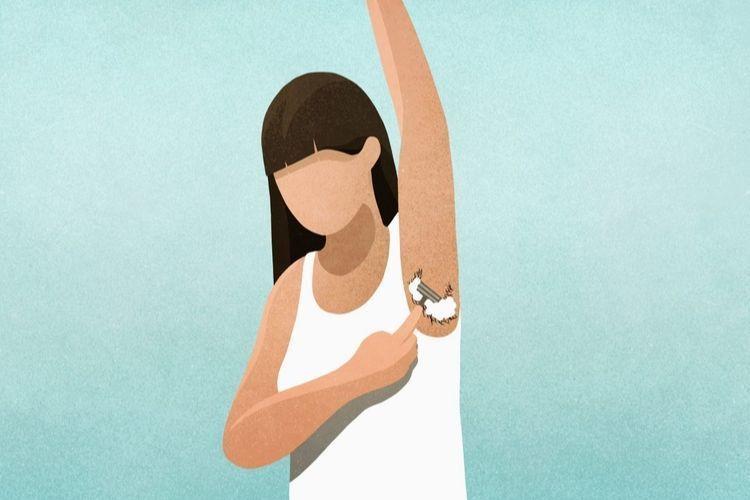 5 Tips Merawat Kulit Ketiak agar Tetap Halus dan Tidak Menghitam