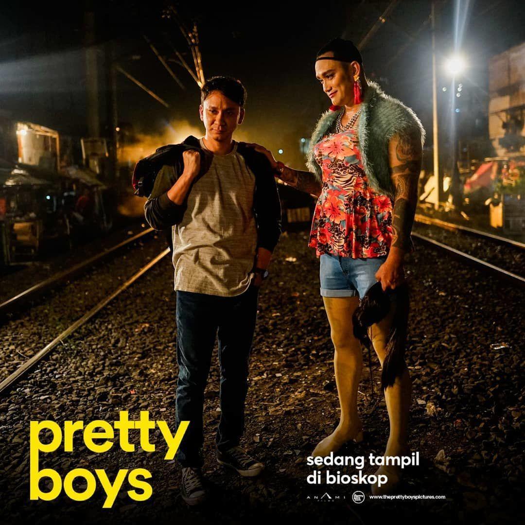 Menjadi Debut Banyak Selebritas, Ini 5 Fakta Menarik Film Pretty Boys