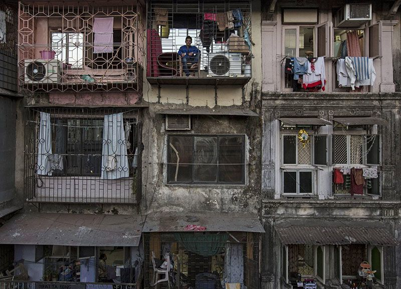 Potret Memilukan di Beberapa Tempat Tinggal Paling Sempit di Dunia