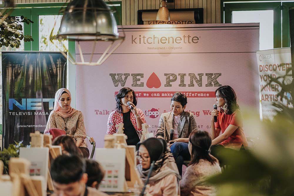 Peringati Bulan Peduli Kanker Payudara, We Heart Pink Kembali Digelar