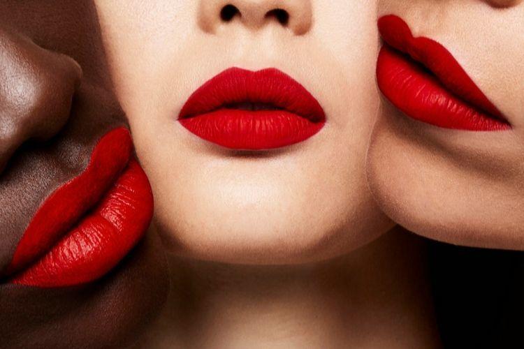 Nggak Boleh Asal, Ikuti 7 Tips Menggunakan Lipstik yang Benar