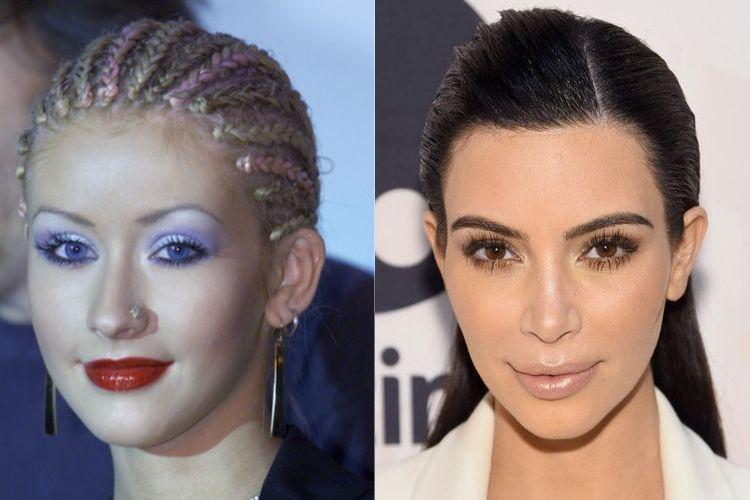 Beda Banget! Ternyata Begini Perbedaan Gaya Makeup Dulu dan Sekarang