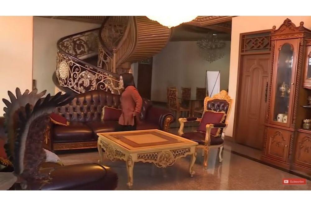 Seharga Rp50 Miliar, Ini 9 Potret Isi Rumah Mewah Muzdalifah