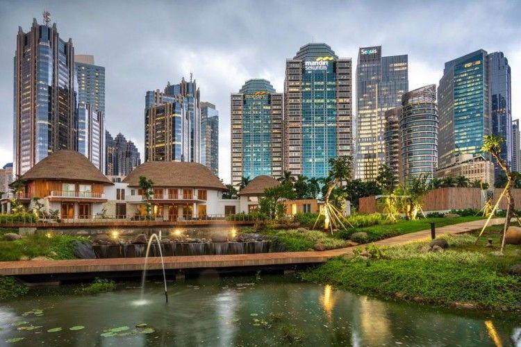 Dibuka Desember 2019, Ini Tampilan Central Park GBK Jakarta