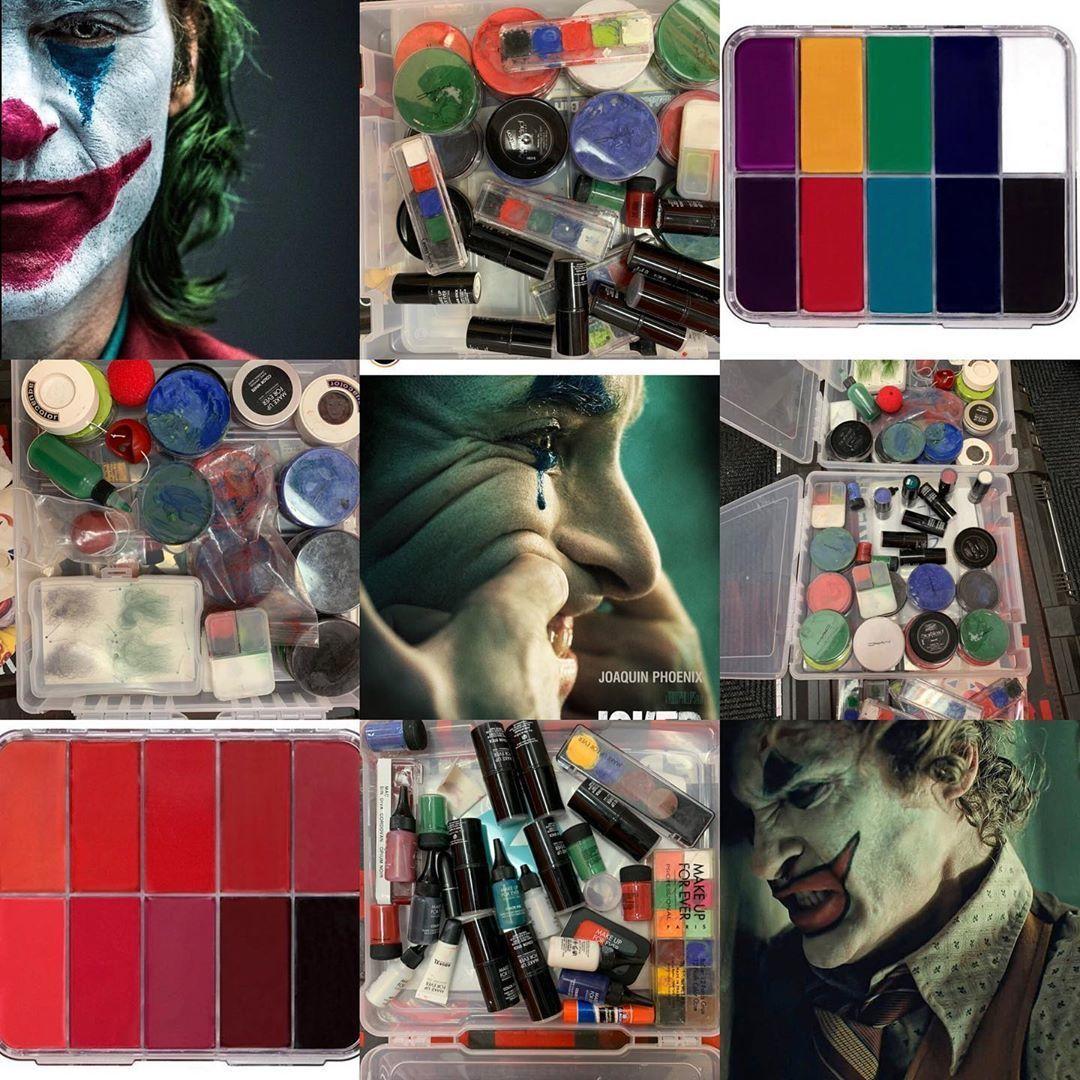 Tampil Memukau, Begini Riasan Joaquin Phoenix Dalam Film Joker