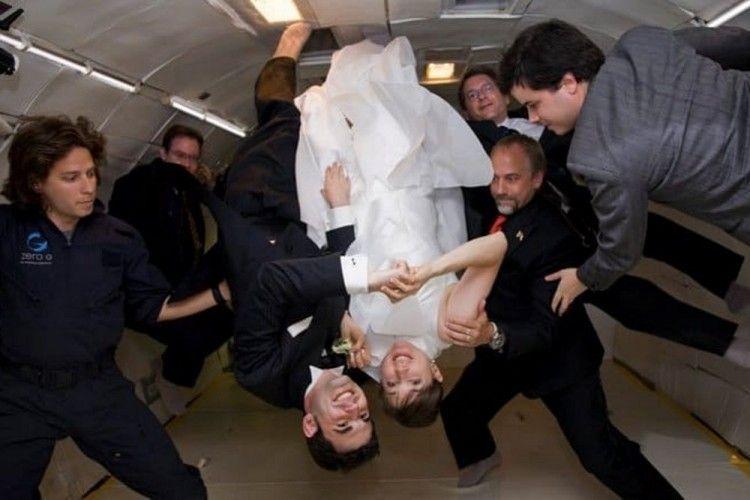 Anti Mainstream, Konsep 9 Pernikahan Ini Bikin Kita Mikir 2 Kali