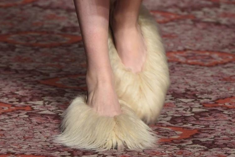 Deretan Sepatu dengan Desain Ekstrem Sepanjang Masa