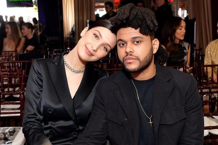 Meski Sudah Putus, The Weeknd Tetap Berikan Kejutan untuk Bella Hadid