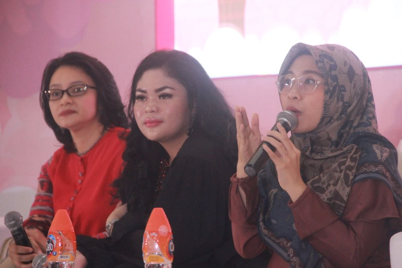 Terinspirasi Sang Ibu, Vendryana Pilih Jadi Stay at Home Mom