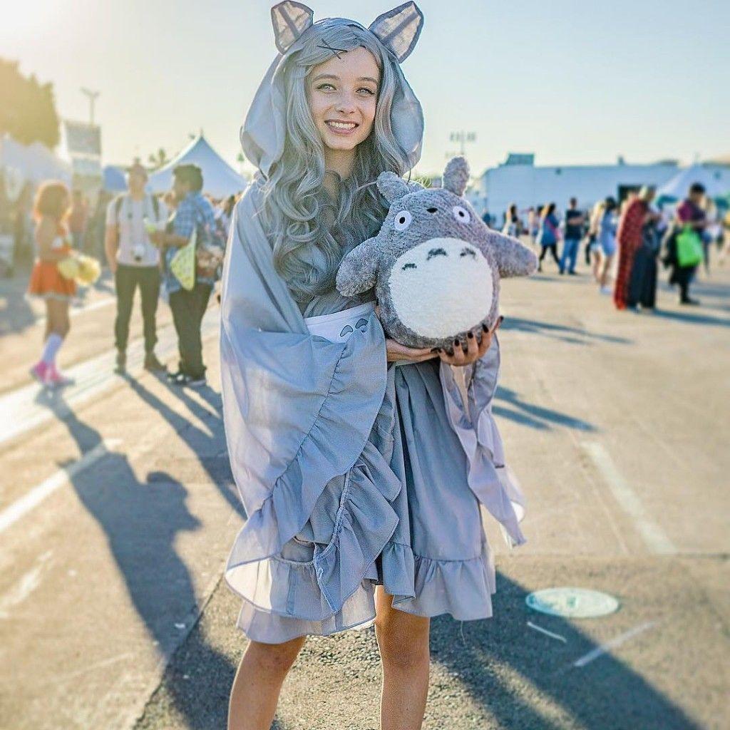 10 Inspirasi Kostum Karakter Ghibli dari Totoro Sampai Spirited Away