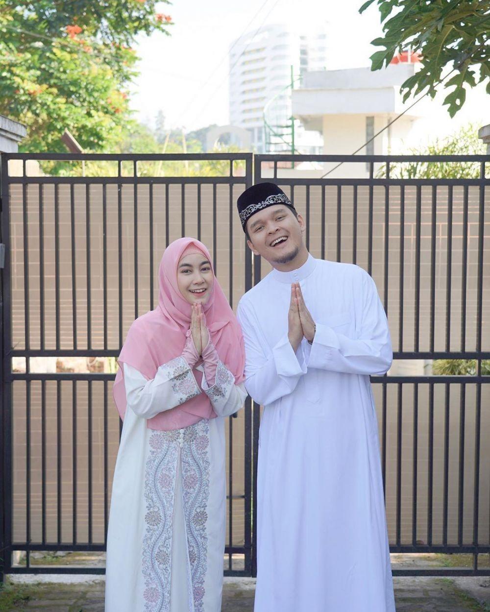10 Momen Pacaran Setelah Menikah ala Anisa Rahma dan Suami