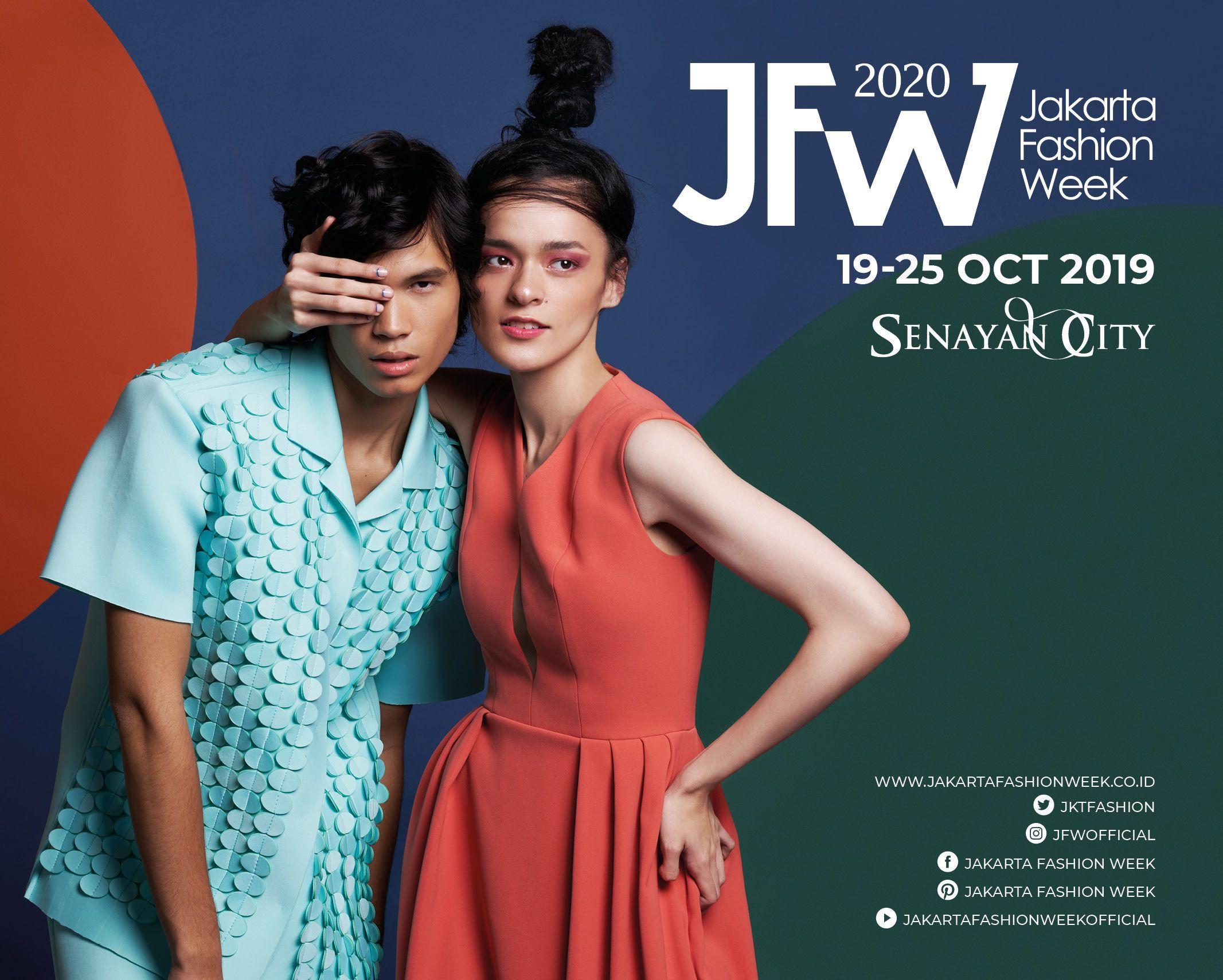 Kejutan Baru di Jakarta Fashion Week 2020, Siap-siap!