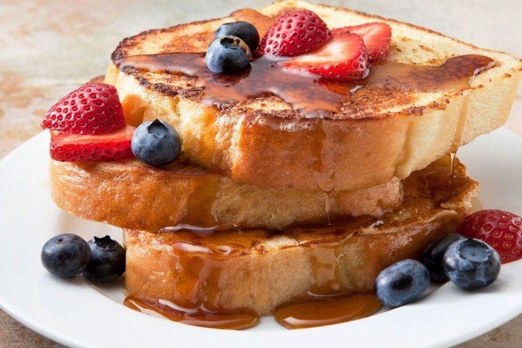 Resep Sarikaya French Toast untuk Sarapan Akhir Pekan