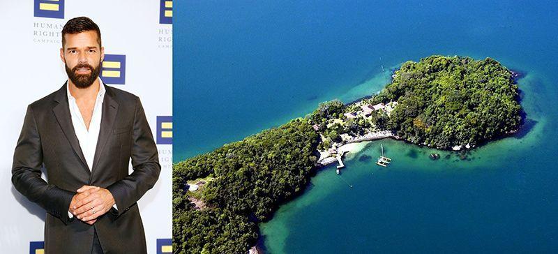 8 Selebritas Hollywood Ini Punya Pulau Pribadi yang Indah Banget