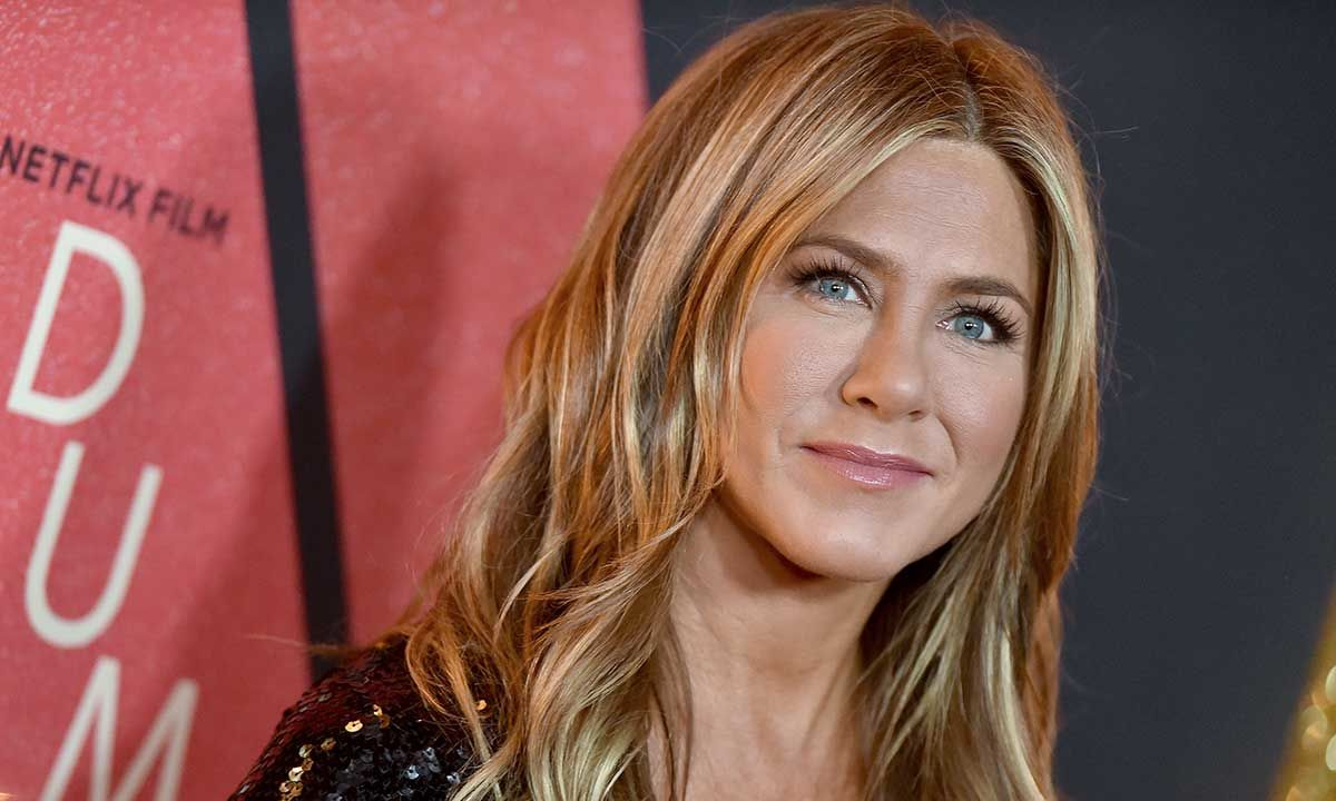Raup 1 Juta Followers dalam 5 Jam, Jennifer Aniston Pecahkan Rekor