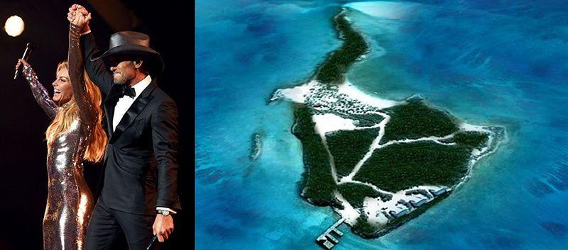 Inilah Pulau Pribadi 8 Selebritas Hollywood yang Indah Banget