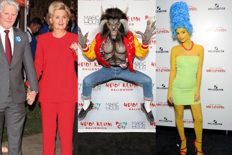 7 Seleb dengan Kostum Halloween Terunik Sepanjang Masa