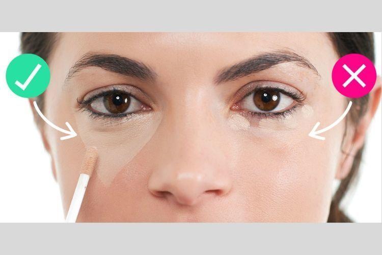 Patut Dicoba! 15 Tips Pemakaian Concealer untuk Wajah dan Tubuh