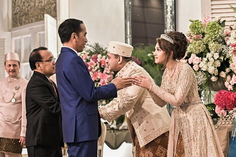 Dihadiri Presiden RI, Ini 5 Fakta di Balik Pernikahan Tsamara Amany