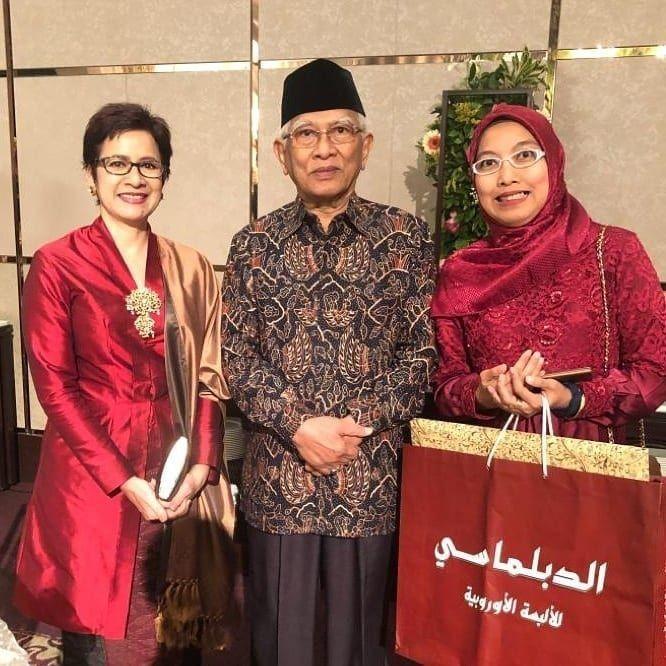 Gaya Tamu Undangan di Pernikahan Tsamara Amany, dari Artis-Menteri