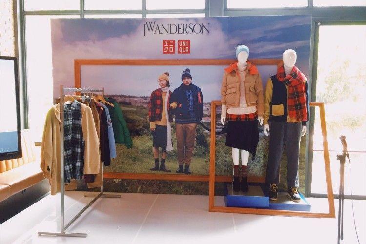 Mengintip Koleksi Fall/Winter 2019 UNIQLO dan JW ANDERSON