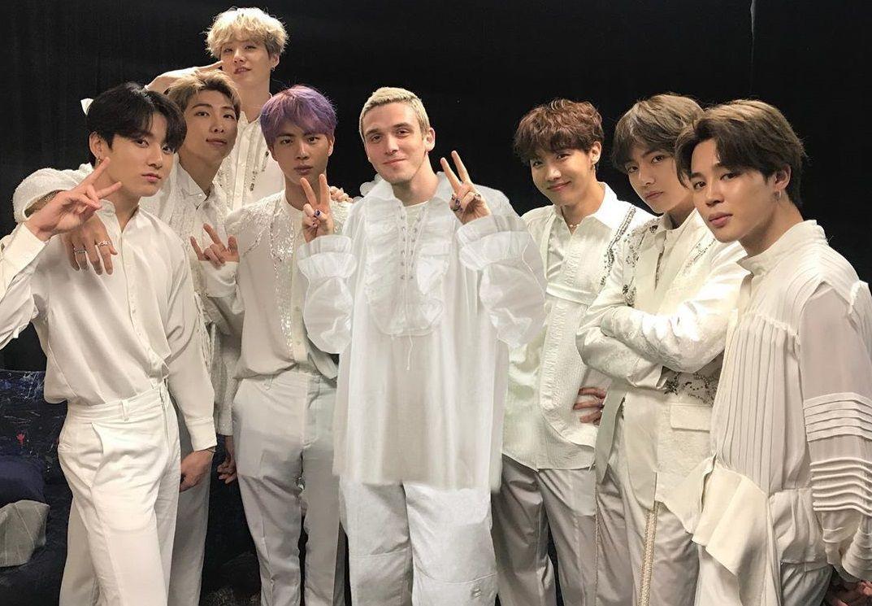 Kado Manis untuk Army, Ini 6 Fakta Lagu Make It Right BTS feat. Lauv