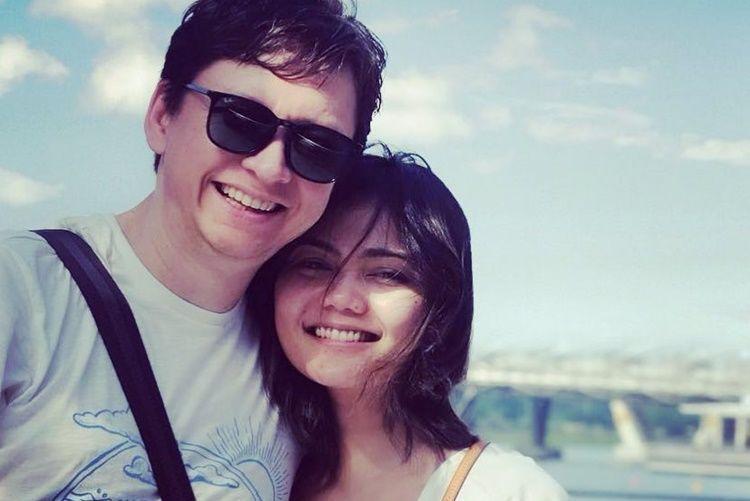6 Fakta Pernikahan Rina Nose-Josscy Aartsen, Simpel dan Privat