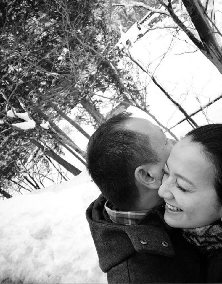19 Tahun Menikah, Ini Sosok Suami Cut Mini yang Jarang Terekspos