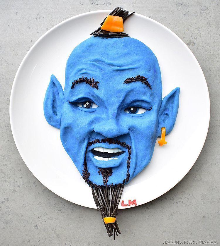 Terlalu Gemas, Karakter di Film Animasi Ini Dibuat dari Makanan