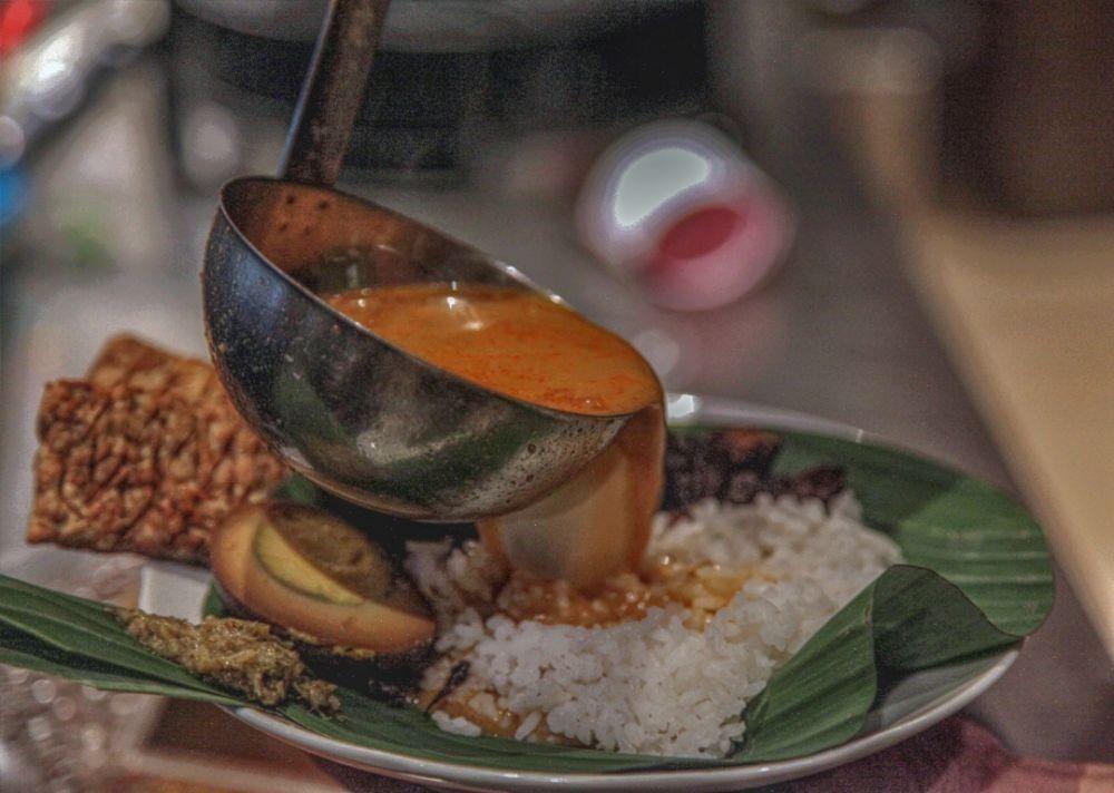 6 Fakta tentang Nasi Gandul, Penasaran Ingin Coba?