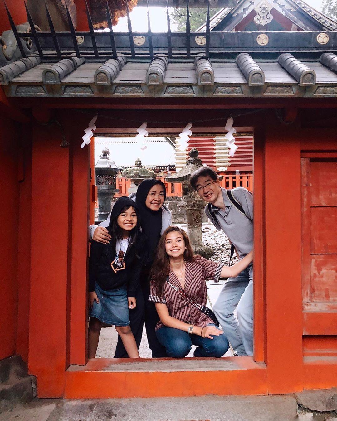 Intip Keseruan Travelling a la Yuki Kato