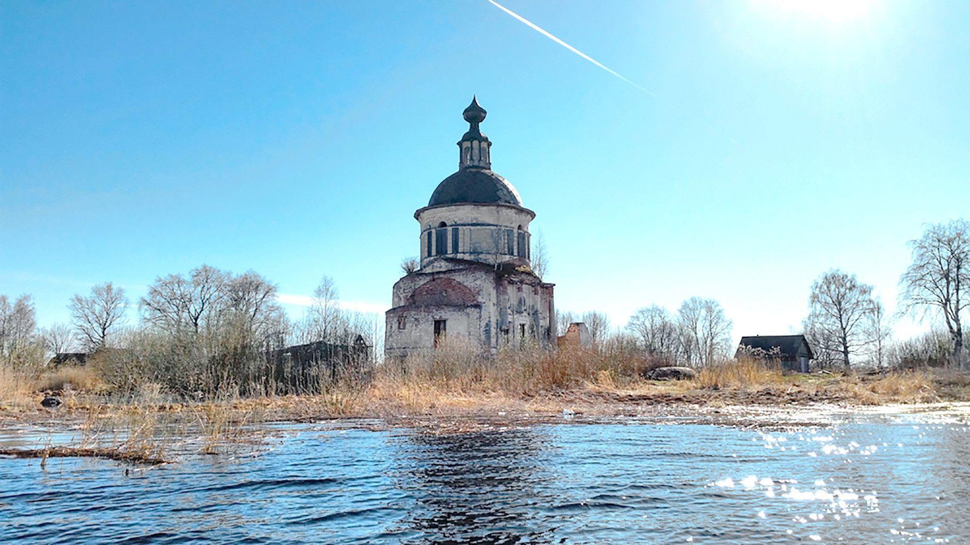 Intip Potret 8 Kota di Rusia yang Ditinggalkan Warganya, Ngeri