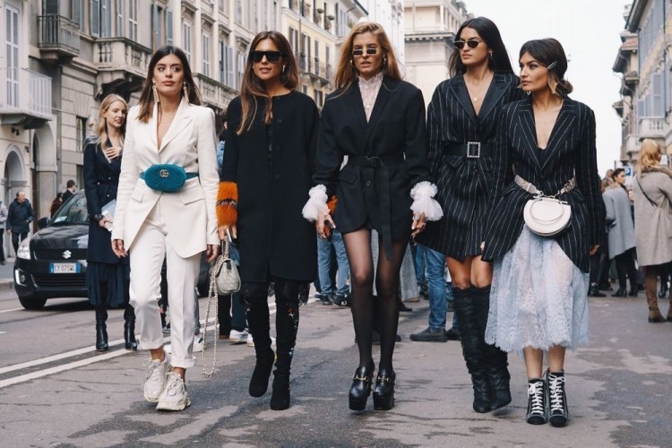 Tanpa Disadari Orang yang Suka Fashion Akan Lakukan 5 Hal Ini