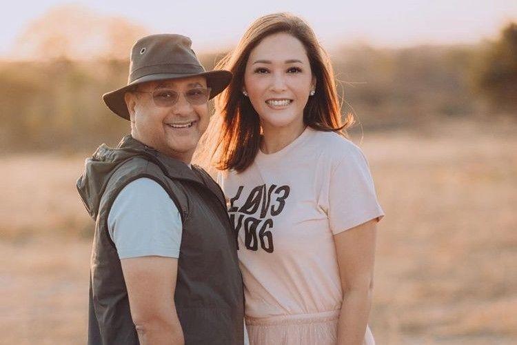 Setahun Menikah, 10 Potret Perjalanan Cinta Maia Estianty-Irwan Mussry
