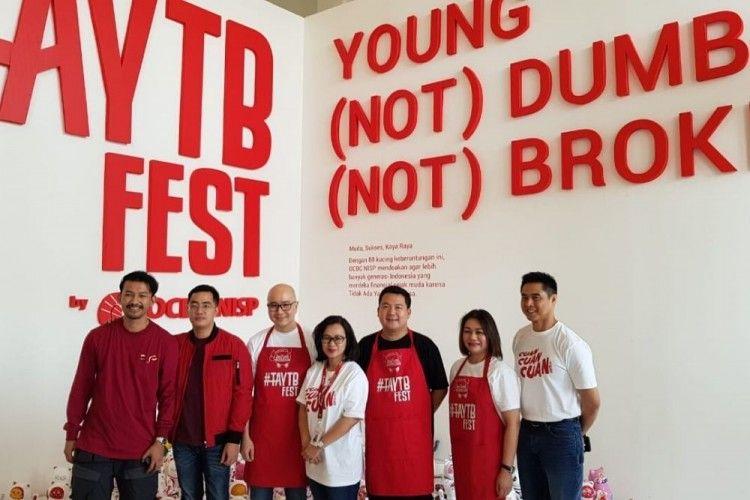 #TAYTB Fest: Nyalakan Semangat Millennial Untuk Wujudkan Mimpi Mereka