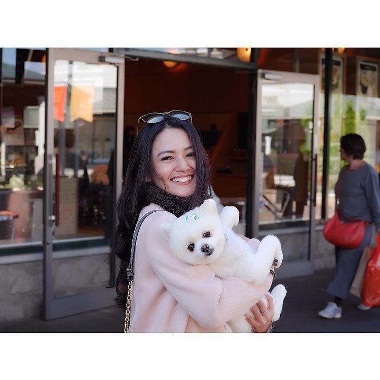 10 Pesona Citra Monica, Perempuan yang Dekat dengan Ifan 'Seventeen'