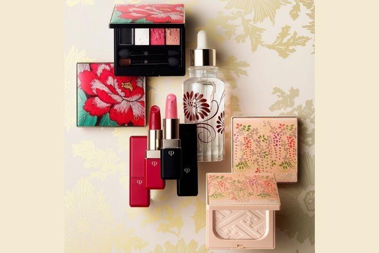 Buka Counter ke-4, Clé de Peau Hadirkan Holiday Collection yang Cantik