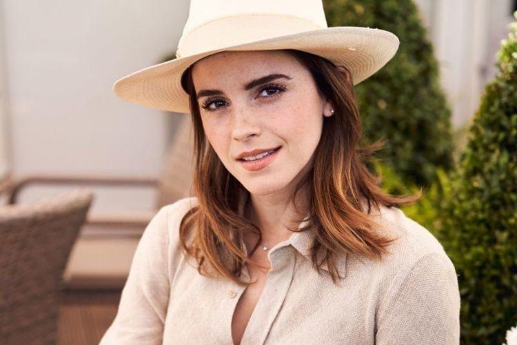 Mengaku Bahagia Jadi Single, Emma Watson Justru Kepergok Ciuman