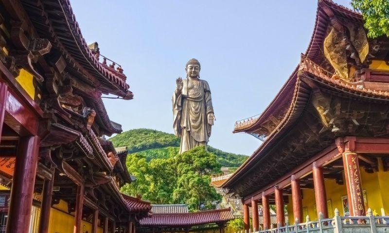 10 Patung Buddha Paling Mengagumkan di Dunia, Ukurannya Bikin Melongo