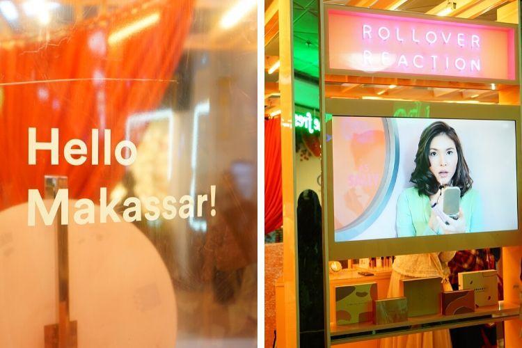 Hadir di Makassar, Rollover Reaction Gelar Pop-Up Store