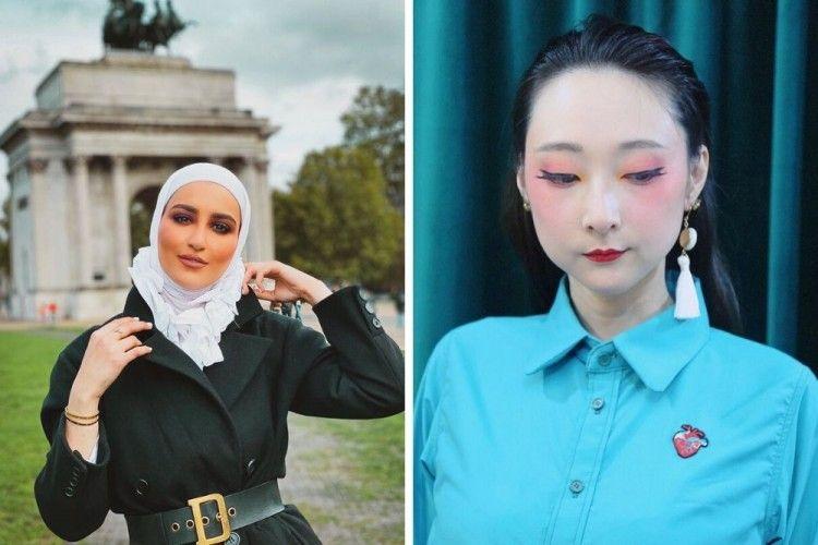 Begini Perbedaan Gaya Makeup Para Influencer dari 9 Negara