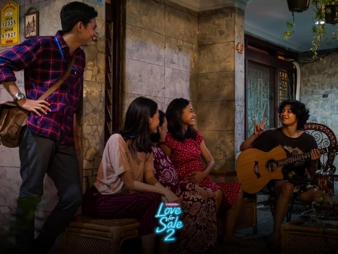 Review Film Love For Sale 2: Tetap Menarik Meski Tak Sesuai Ekspektasi