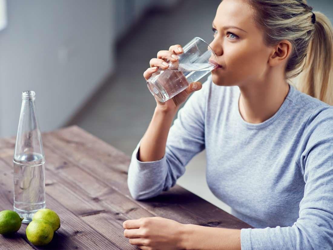 Ternyata, Ini Waktu yang Tepat Untuk Minum Air Putih