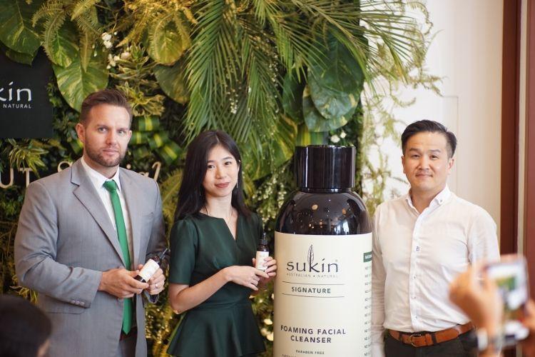 Hadir di Indonesia, Sukin Rilis Produk Natural yang Ramah Lingkungan
