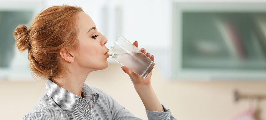 8 ideal time to consume mineral water